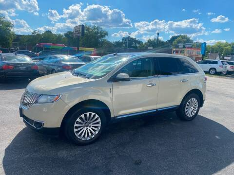 2014 Lincoln MKX for sale at BWK of Columbia in Columbia SC