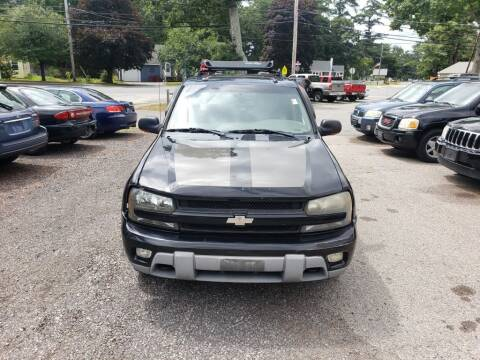 2004 Chevrolet TrailBlazer for sale at 1st Priority Autos in Middleborough MA