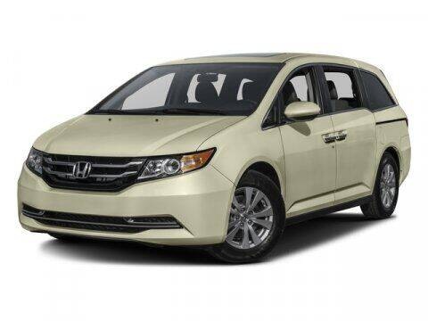 2016 Honda Odyssey for sale at TRI-COUNTY FORD in Mabank TX