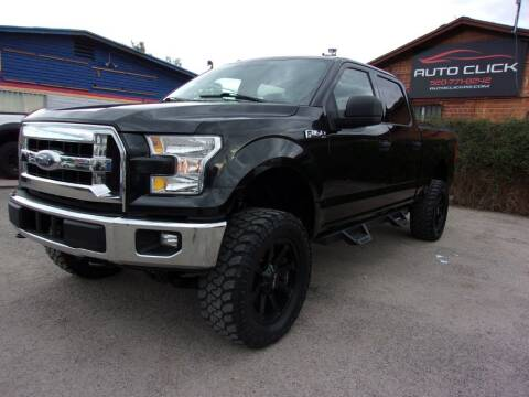2015 Ford F-150 for sale at Auto Click in Tucson AZ