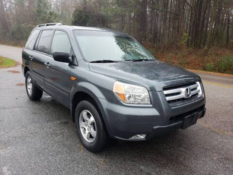 2006 Honda Pilot for sale at GA Auto IMPORTS  LLC in Buford GA