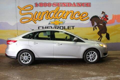 2017 Ford Focus for sale at Sundance Chevrolet in Grand Ledge MI
