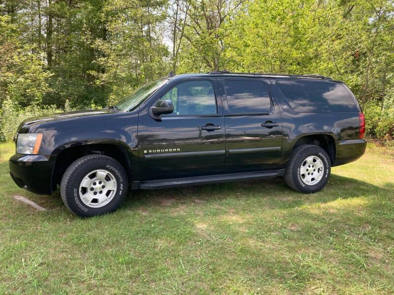 2008 Chevrolet Suburban for sale at Expressway Auto Auction in Howard City MI