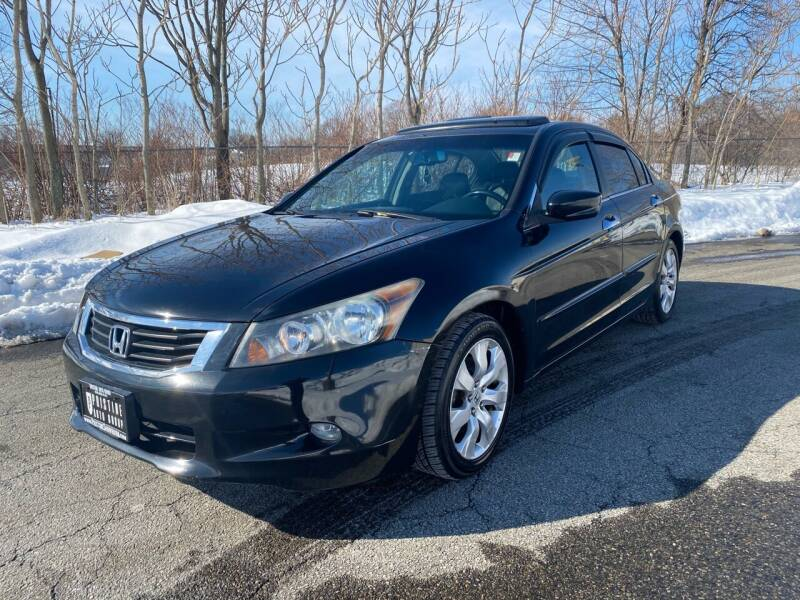 2009 Honda Accord for sale at Pristine Auto Group in Bloomfield NJ