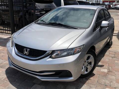 2013 Honda Civic for sale at Unique Motors of Tampa in Tampa FL