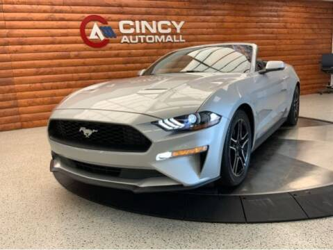 2018 Ford Mustang for sale at Dixie Motors in Fairfield OH