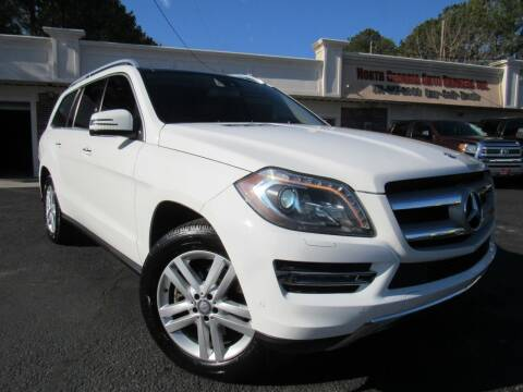 2015 Mercedes-Benz GL-Class for sale at North Georgia Auto Brokers in Snellville GA