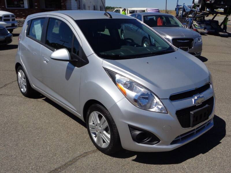 2015 Chevrolet Spark for sale at John's Auto Mart in Kennewick WA