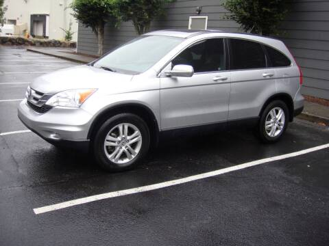 2010 Honda CR-V for sale at Western Auto Brokers in Lynnwood WA
