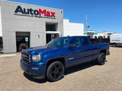 2018 GMC Sierra 1500 for sale at AutoMax of Memphis - Alex Vivas in Memphis TN