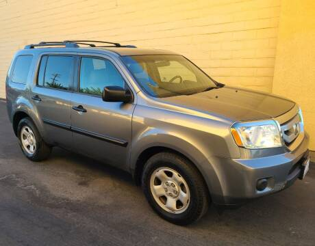 2009 Honda Pilot for sale at Cars To Go in Sacramento CA