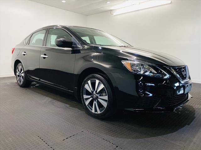 2019 Nissan Sentra for sale at Champagne Motor Car Company in Willimantic CT