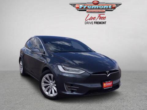2017 Tesla Model X for sale at Rocky Mountain Commercial Trucks in Casper WY