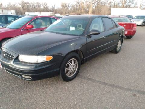 2003 Buick Regal for sale at L & J Motors in Mandan ND