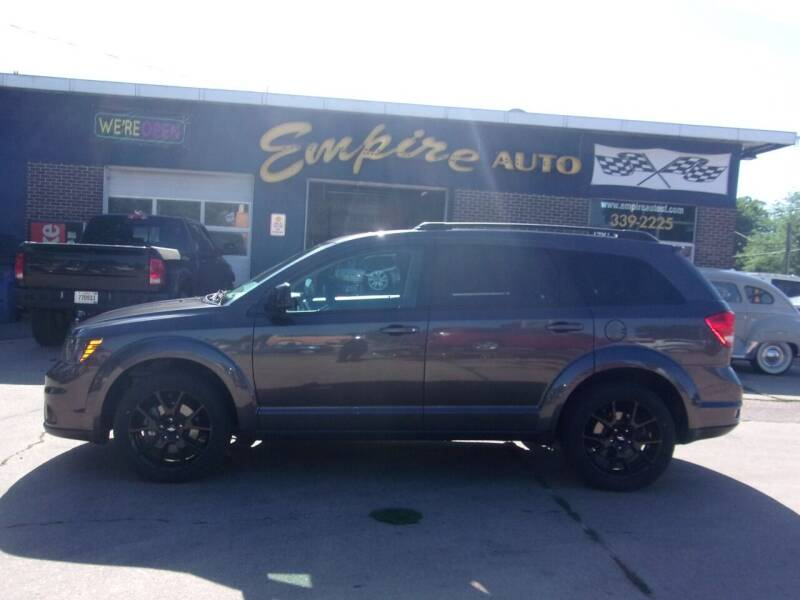2018 Dodge Journey for sale at Empire Auto Sales in Sioux Falls SD