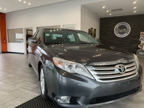 2012 Toyota Avalon for sale at Evolution Autos in Whiteland IN