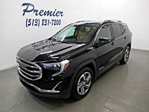 2019 GMC Terrain for sale at Premier Automotive Group in Milford OH