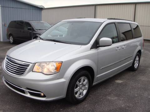 2011 Chrysler Town and Country for sale at Driving Xcellence in Jeffersonville IN