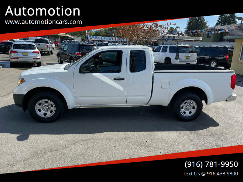2015 Nissan Frontier for sale at Automotion in Roseville CA