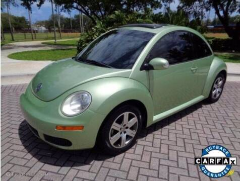 2006 Volkswagen New Beetle for sale at Carma Auto Group in Duluth GA