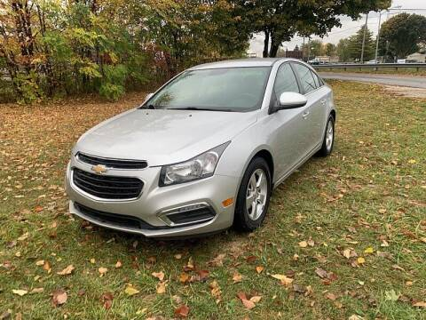 2016 Chevrolet Cruze Limited for sale at CItywide Auto Credit in Oregon OH