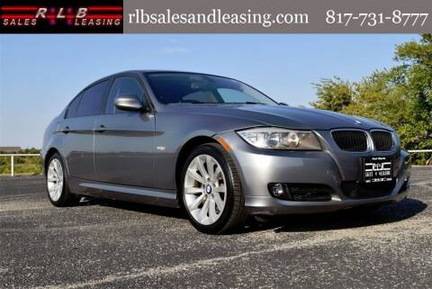 2011 BMW 3 Series for sale at RLB Sales and Leasing in Fort Worth TX