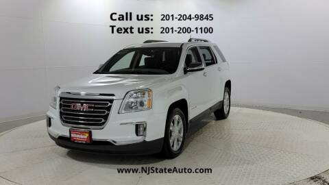 2016 GMC Terrain for sale at NJ State Auto Used Cars in Jersey City NJ