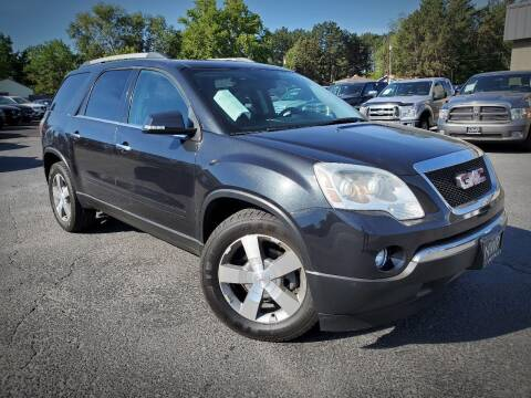 2012 GMC Acadia for sale at Northwest Premier Auto Sales in West Richland And Kennewick WA