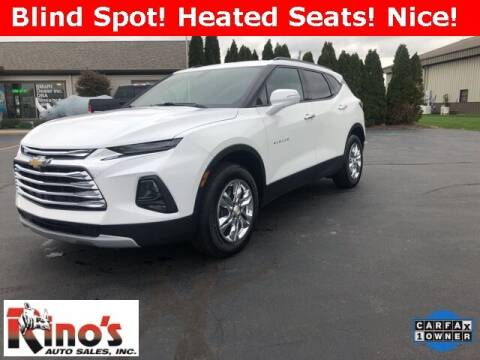 2019 Chevrolet Blazer for sale at Rino's Auto Sales in Celina OH