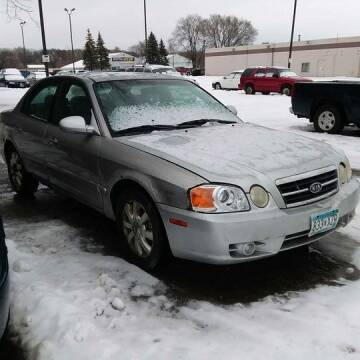 2004 Kia Optima for sale at Affordable 4 All Auto Sales in Elk River MN