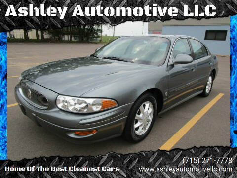2004 Buick LeSabre for sale at Ashley Automotive LLC in Altoona WI