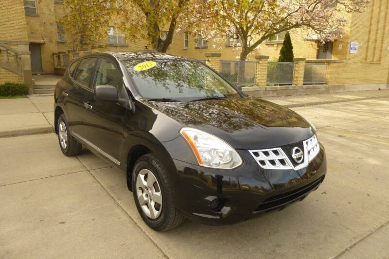 2013 Nissan Rogue for sale at A1 Motors Inc in Chicago IL