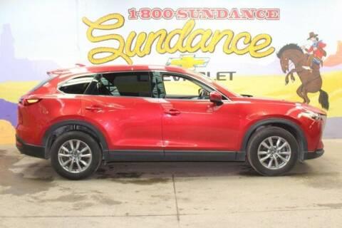2017 Mazda CX-9 for sale at Sundance Chevrolet in Grand Ledge MI