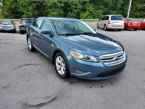 2010 Ford Taurus for sale at DISCOUNT AUTO SALES in Johnson City TN