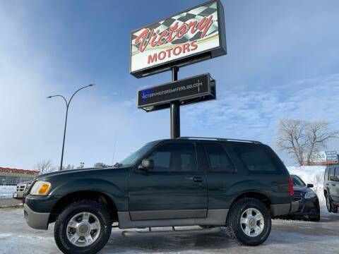 2003 Ford Explorer Sport for sale at Victory Motors in Waterloo IA