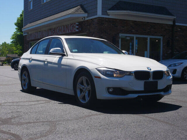 2014 BMW 3 Series for sale at Canton Auto Exchange in Canton CT
