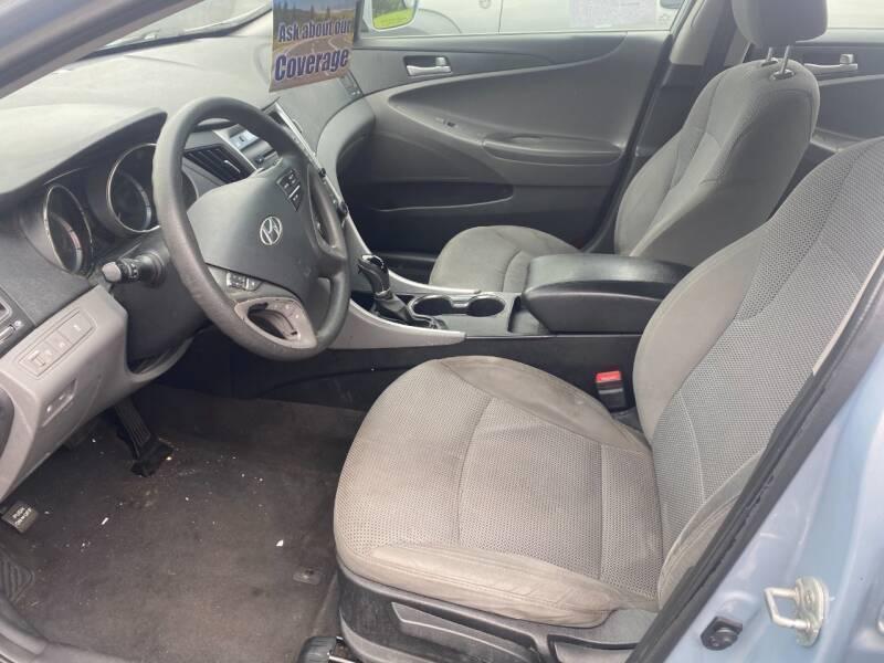 2013 Hyundai Sonata GLS 4dr Sedan - Bethlehem PA