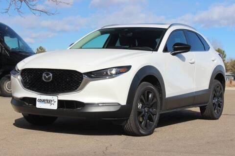 2021 Mazda CX-30 for sale at COURTESY MAZDA in Longmont CO