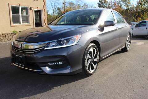 2017 Honda Accord for sale at Euro 1 Wholesale in Fords NJ