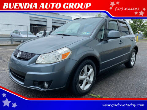 2009 Suzuki SX4 Crossover for sale at BUENDIA AUTO GROUP in Hasbrouck Heights NJ