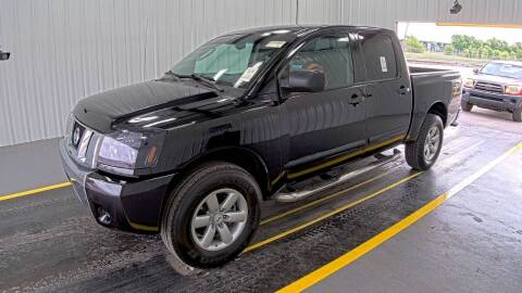 2011 Nissan Titan for sale at Gator Truck Center of Ocala in Ocala FL