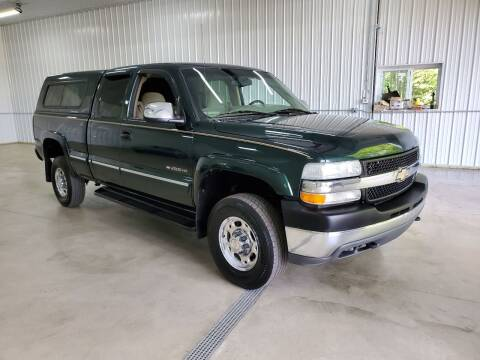 2002 Chevrolet Silverado 2500HD for sale at Motor House in Alden NY