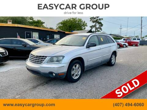 2004 Chrysler Pacifica for sale at EASYCAR GROUP in Orlando FL