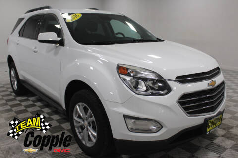 2016 Chevrolet Equinox for sale at Copple Chevrolet GMC Inc in Louisville NE