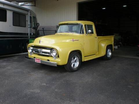 1956 Ford F-100 for sale at CarsBikesBoats.com in Round Mountain TX