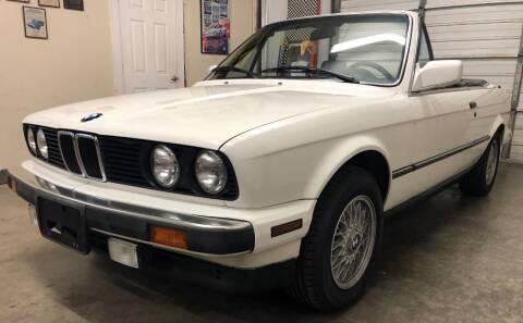1990 BMW 3 Series for sale at Muscle Car Jr. in Alpharetta GA