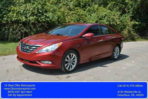 2011 Hyundai Sonata for sale at Or Best Offer Motorsports in Columbus OH