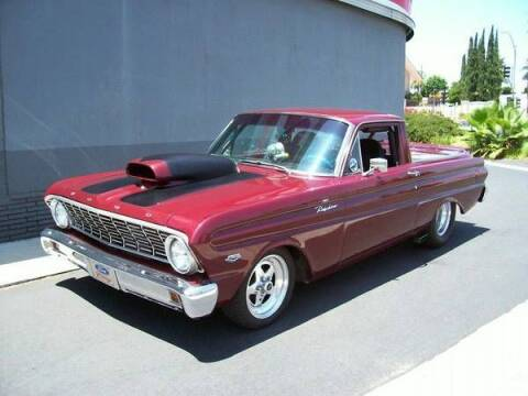 1964 Ford Ranchero for sale at Haggle Me Classics in Hobart IN