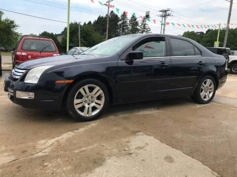 2008 Ford Fusion for sale at Super Trooper Motors in Madison WI