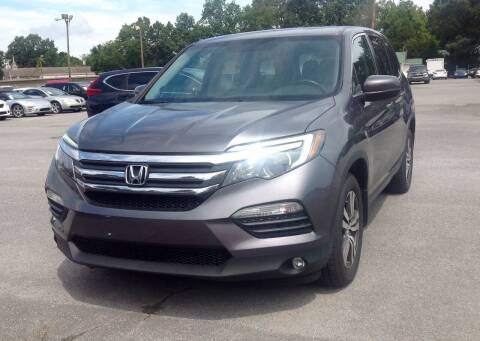 2016 Honda Pilot for sale at Morristown Auto Sales in Morristown TN